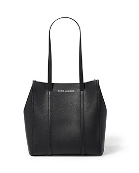 MARC JACOBS - E-The Shopper Large Leather Tote