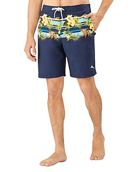 Tommy Bahama - Baja Tropical On Track Board Shorts