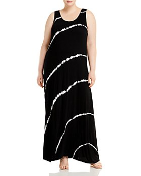 Marc New York Plus - Tie Dyed Maxi Dress