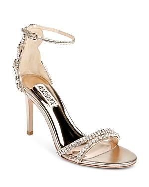 Women's Bella Ankle Strap Embellished Sandals