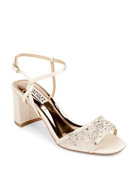 Badgley Mischka - Women's Blaine Embellished Sandals