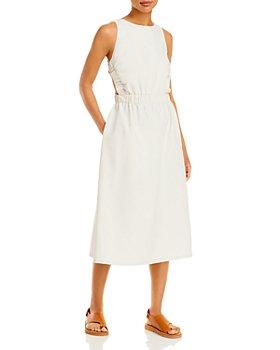 Line & Dot - Frances Cutout Tank Dress