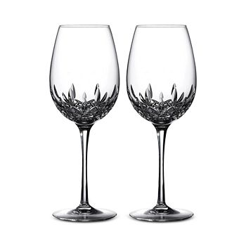 Waterford - Waterford Lismore Essence Goblet, Set of 2
