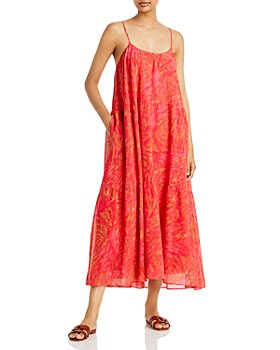 Joie - Gidley Printed Cotton Maxi Dress
