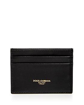 Dolce & Gabbana - Leather Card Case