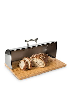 Honey Can Do - Breadbox with Cutting Board (46% off) - Comparable value $82.99