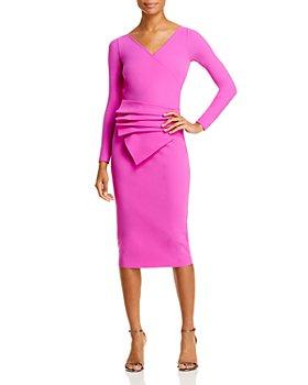 Chiara Boni La Petite Robe - Kaya Draped Sheath Dress - 100% Exclusive