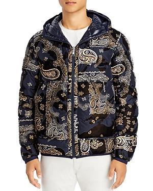 Moncler Freville Reversible Jacket