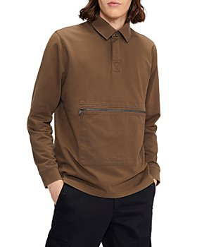 Ted Baker - Long Sleeve Rugby Shirt