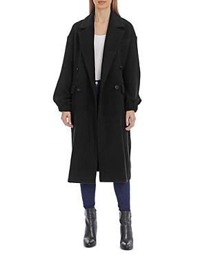 Statement Sleeve Walker Coat