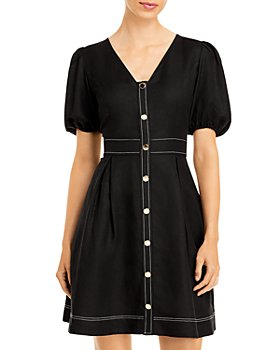 KARL LAGERFELD PARIS - Fit And Flare Dress