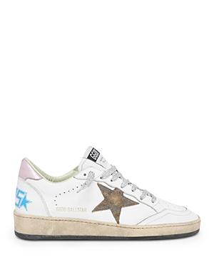 Golden Goose Deluxe Brand Women's Ball Star Low Top Sneakers