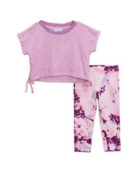 Splendid - Girls' Tee & Tie Dyed Leggings Set - Baby