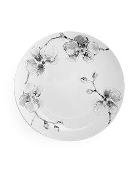 Michael Aram - Black Orchid Tidbit Plate, Set of 4