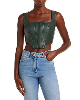 STAUD - Alice Cropped Top