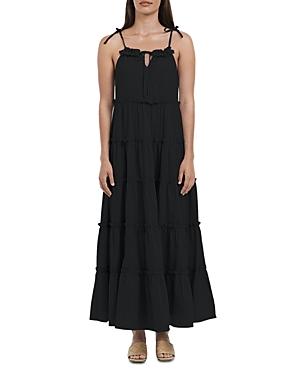 Senorita Trapeze Maxi Dress