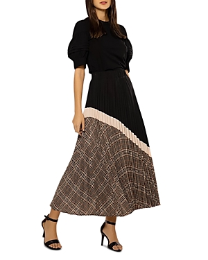 Jewel Neck Puff Sleeve Top (29% off) Comparable value $63