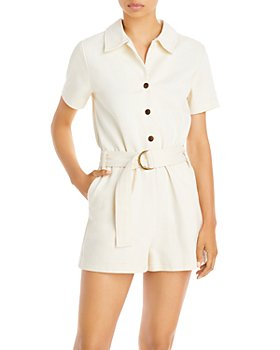 Charlie Holiday - South Belted Playsuit