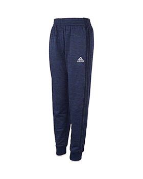 Adidas - Boys' Fleece Jogger Pants - Little Kid