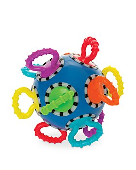 Manhattan Toy - Click Clack Ball Activity Toy - Ages 0+