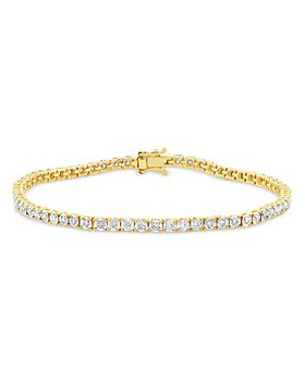Moon & Meadow - Diamond Tennis Bracelet Collection