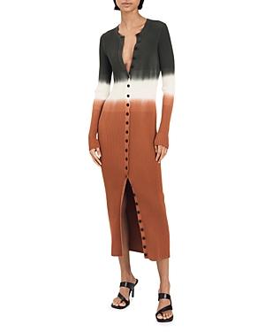 Tianna Button Front Dress