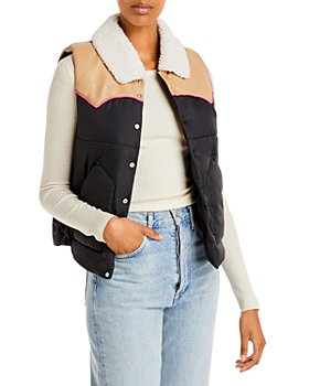 MOTHER - The Ol' West Puffer Vest