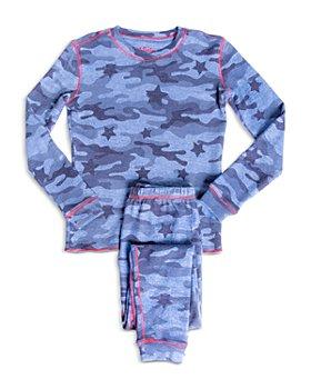 PJ Salvage - Girls' Starlight Printed Pajama Set - Little Kid, Big Kid