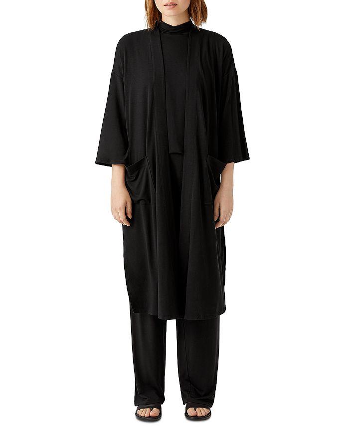 Eileen Fisher Petites - Open Draped Sweater