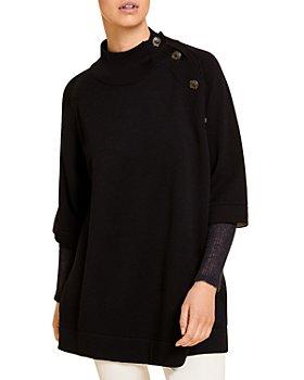 Marina Rinaldi - Ariza Layered Look Sweater