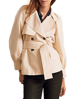 ba&sh - Carl Trench Coat