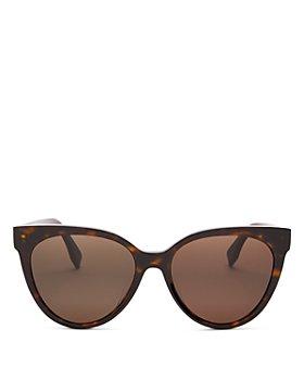 Fendi - Women's Round Sunglasses, 56mm