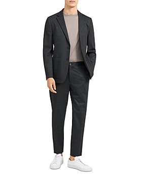 Theory - Clinton & Mayer Twill Jersey Suit Separates