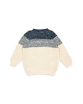 Tun Tun - Boys' Lucas Cotton Color Blocked Sweater - Baby