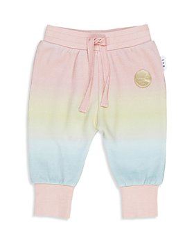 Huxbaby - Girls' Rainbow Track Pants - Baby