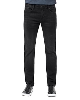 Liverpool Los Angeles - Regent Relaxed Straight Jeans in Bullet Dark