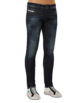 Diesel - Sleenker-X Skinny Fit Jeans in Denim