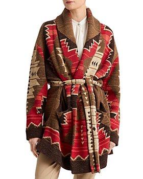 Ralph Lauren - Shawl Collar Wrap Cardigan