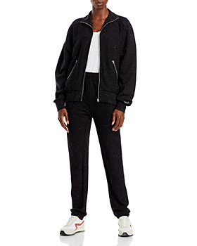 rag & bone - City Organic Cotton Zip Jacket & City Organic Cotton Sweatpants