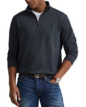 Polo Ralph Lauren - Double Knit Quarter Zip Pullover