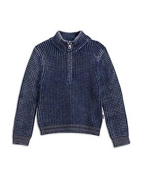 Splendid - Boys' Acid Wash Sweater - Little Kid