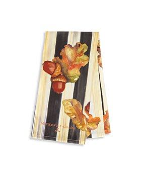 Mackenzie-Childs - Autumn Acorn Dish Towel