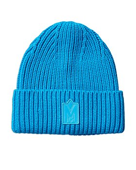 Mackage - Jude Logo Cuffed Knit Hat