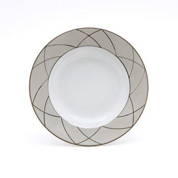 """Haviland - """"Claire De Lune"""" Arch Rim Soup Bowl"""
