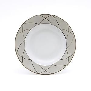 Haviland Claire De Lune Arch Rim Soup Bowl