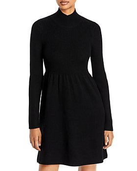 Rebecca Taylor - Fit & Flare Merino Wool Dress