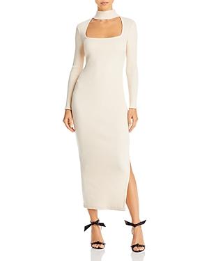 Kenny Choker Bodycon Dress