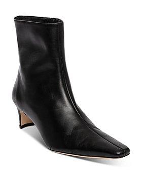 STAUD - Women's Wally Square Toe Booties
