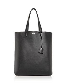 Saint Laurent - Bold Leather Tote