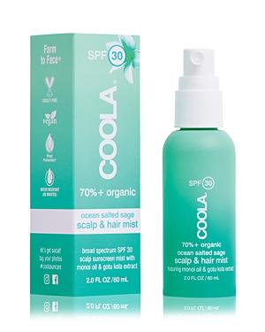 Scalp & Hair Mist Organic Sunscreen Spf 30 2 oz.